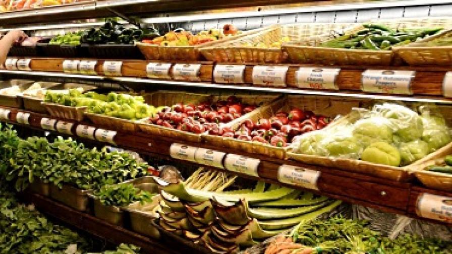 Зеленчуците на скара не били здравословни