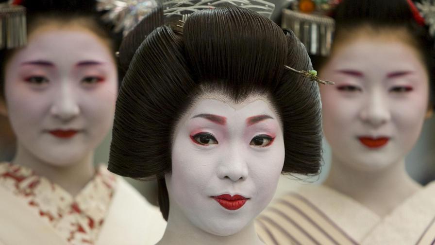Тайните на гейшите