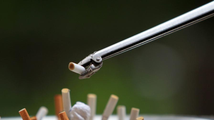 Спортът помага за отказване от цигарите