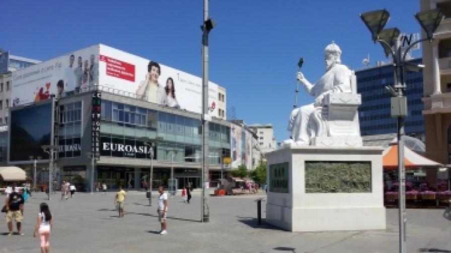 Остри реакции за подготвяна македонска изложба в Брюксел