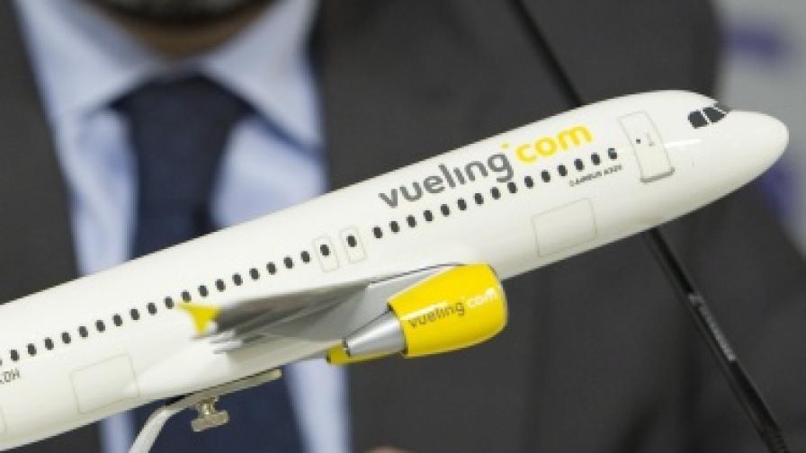 Холандия: Фалшива тревога за отвлечен самолет