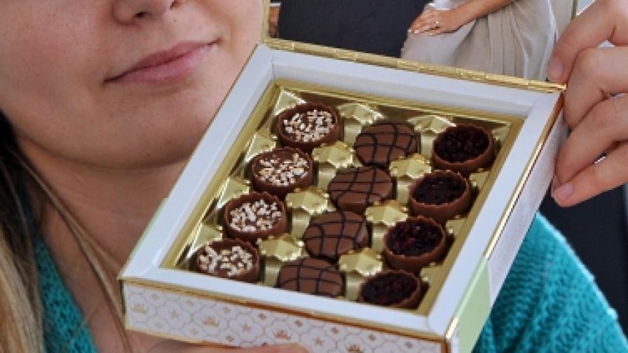 Шоколадът намалява риска от инсулт за мъжете