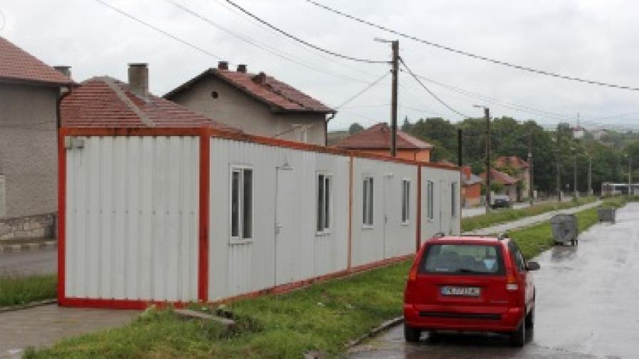 Сглобяеми къщи за пострадалите от трусовете