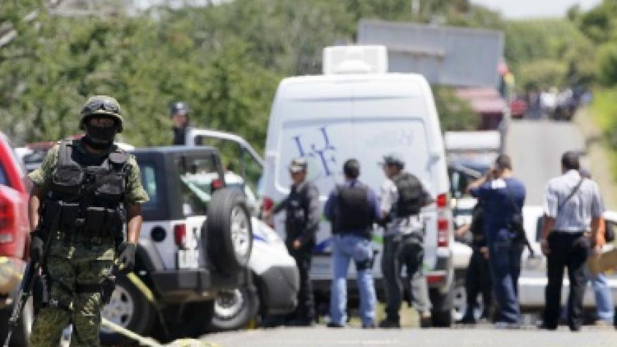 Още жертви на наркокартелите в Мексико