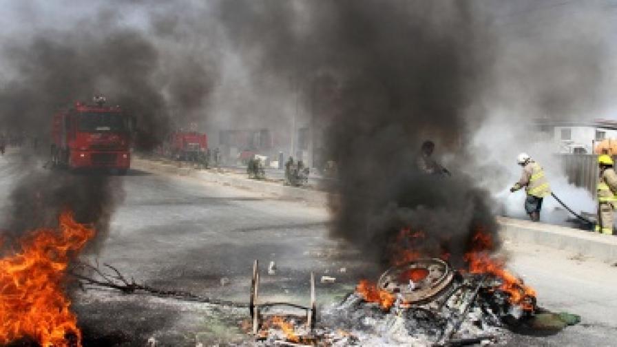 Атентат в Кабул заради скандалния филм