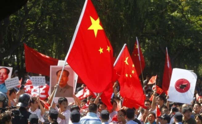 Япония и Китай - призраци от миналото