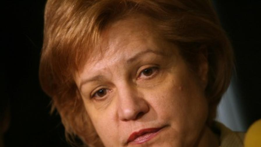 Менда Стоянова оглави временната бюджетна комисия