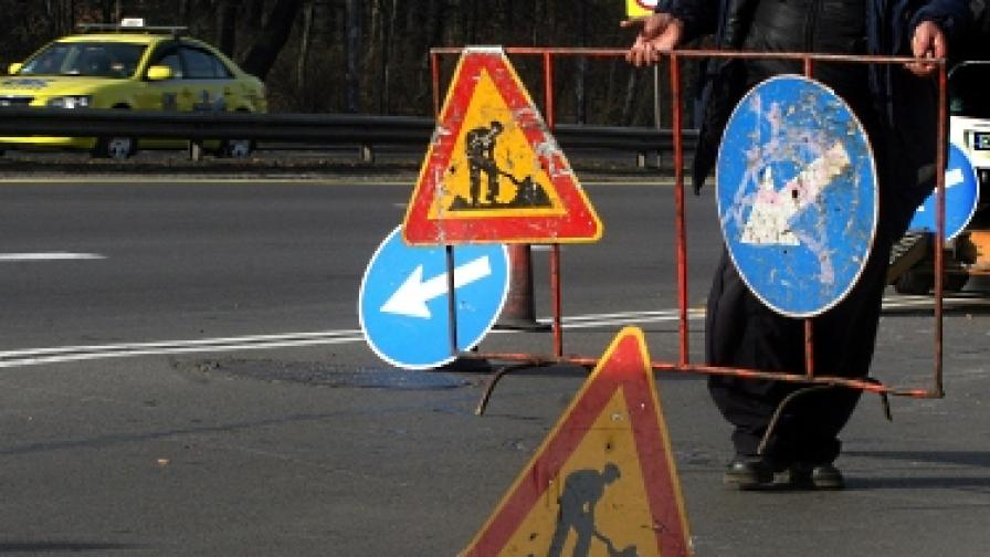 Започва строителството на пътя Сарафово-Поморие