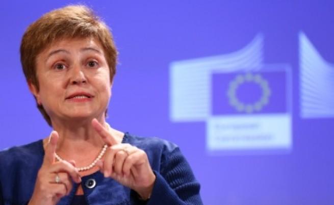 Кристалина Георгиева за ромите: На пазара на труда са нужни всички млади хора