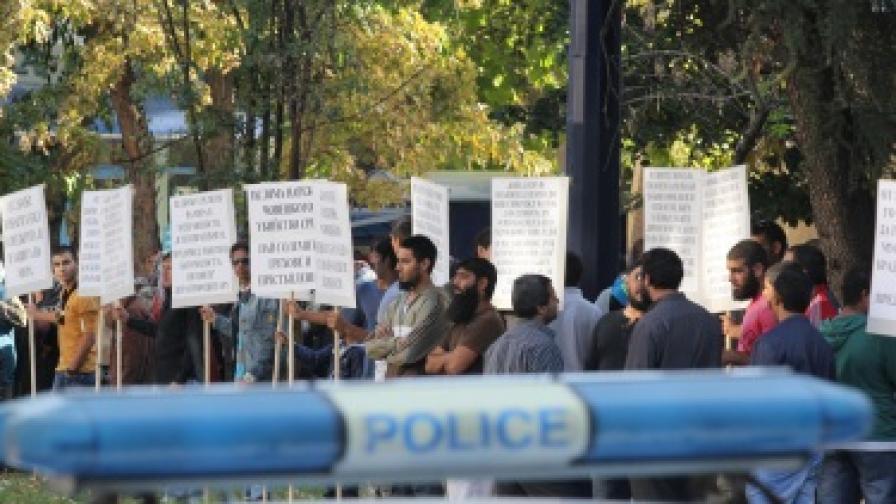 Днес продължава делото в Пазарджик срещу 13 души, обвинени в налагането на антидемократична идеология и отричането на всичко, несъобразено с идеологията на салафизма