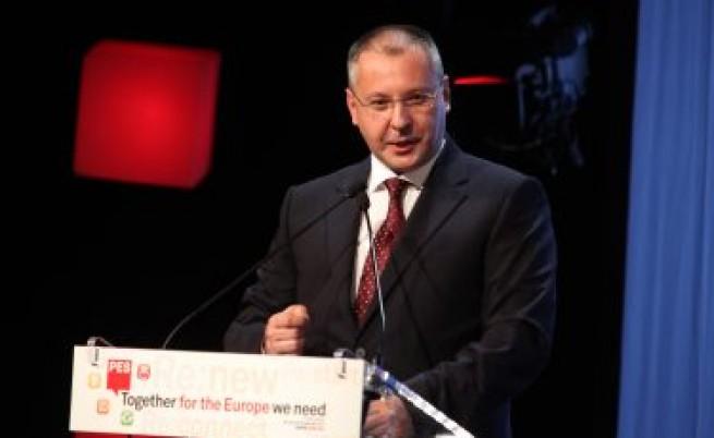 Сергей Станишев е президент на европейските социалисти