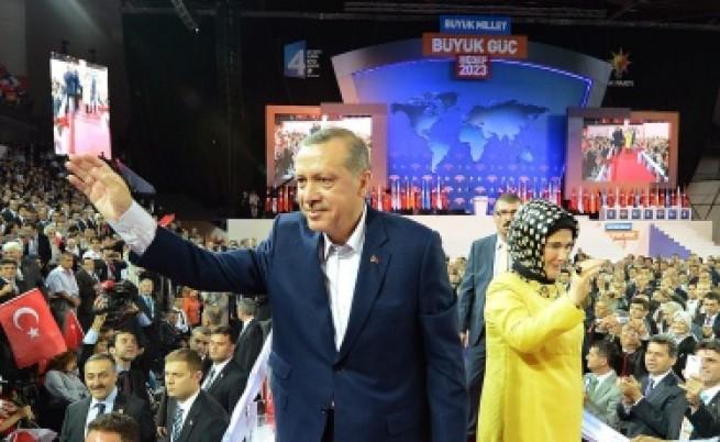Ердоган: Турция е страна за пример