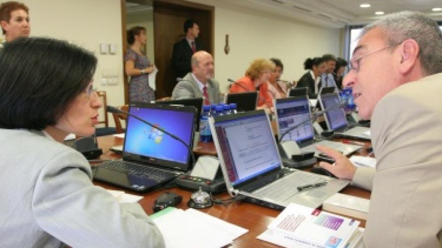 ВСС иска 100 млн. лв. повече за съдебната власт