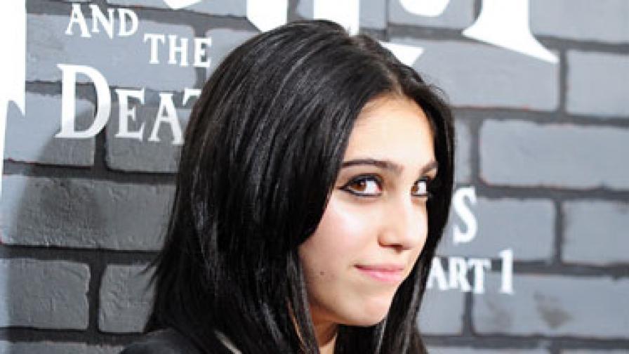 Дъщерята на Мадона: На 16, но самостоятелна