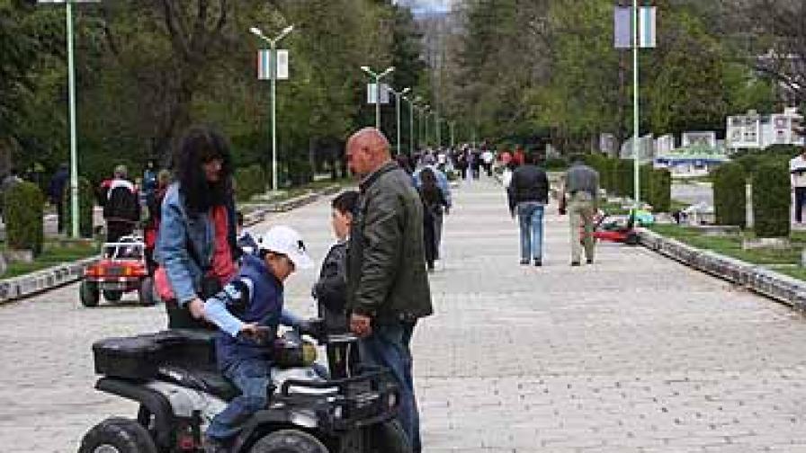 Средиземноморското лице на България