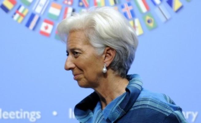 Лагард заговори за ново опрощаване на гръцки дълг