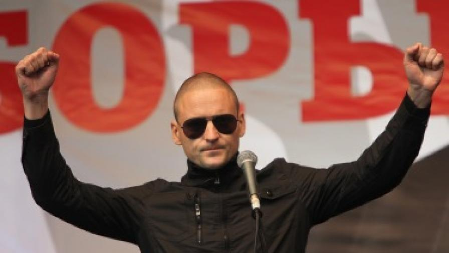 В Русия филм възбуди наказателно дело срещу Сергей Удалцов