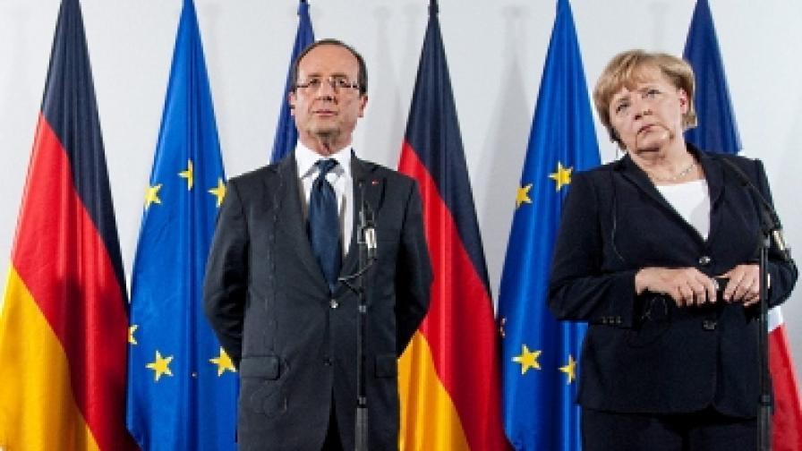 """""""Гардиън"""": Франция и Германия – най-добри врагове"""