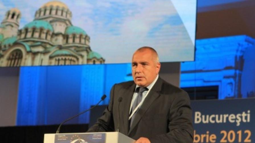 Бойко Борисов и Виктор Понта откриват следващата седмица Дунав мост 2