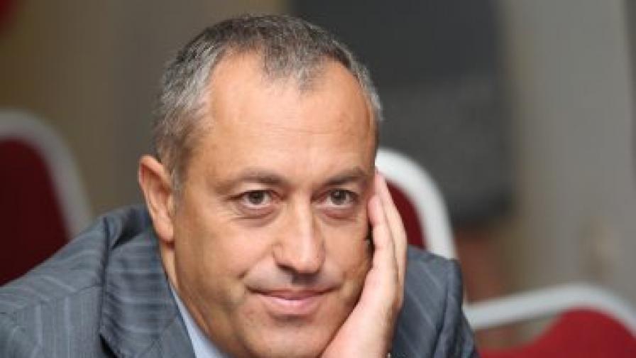 Бойко Найденов, директор на Националната следствена служба  и зам.-главен прокурор