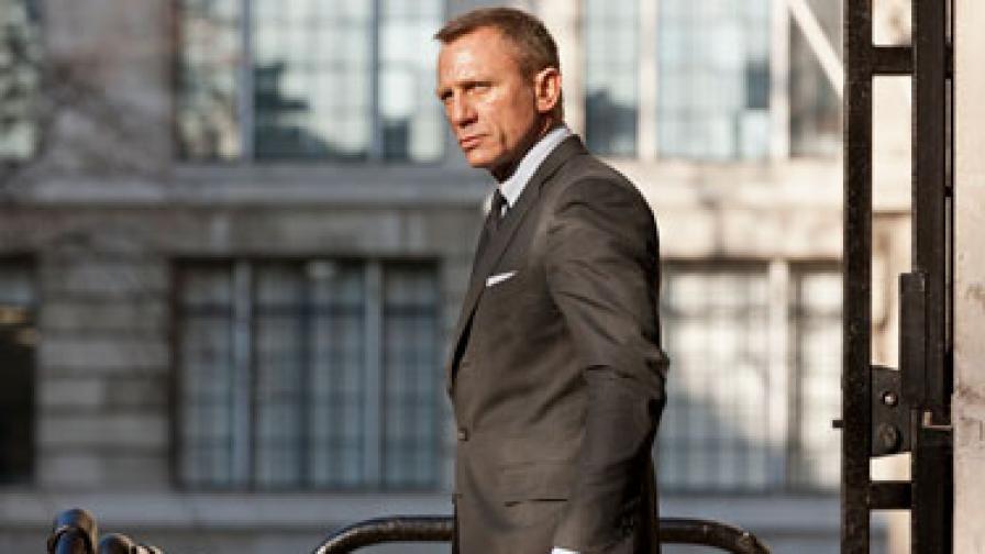 """След световната премиера на новия филм за Бонд: Лентата заслужава """"Оскар"""""""