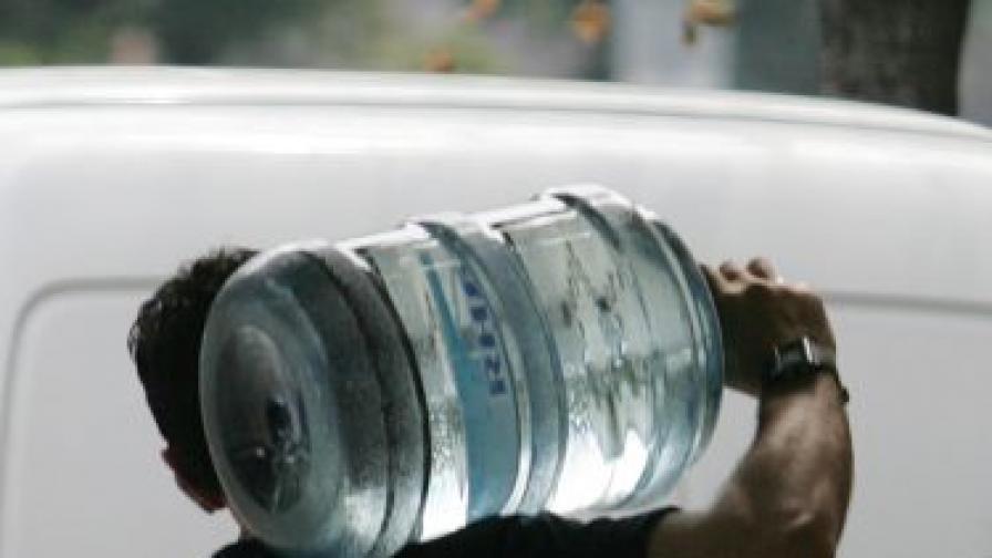 """В ж.к. """"Дружба 1"""" - Не пийте вода от чешмите"""