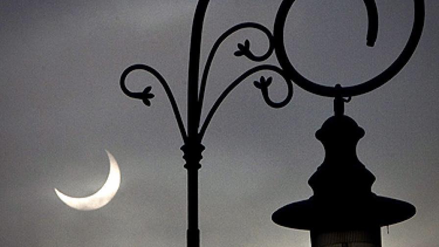 Британските улици потъват в мрак