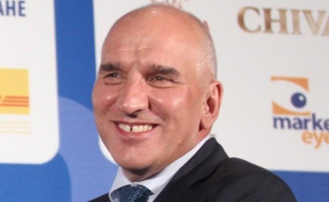 Банкерът Левон Хампарцумян е мениджър на годината за 2012 г.