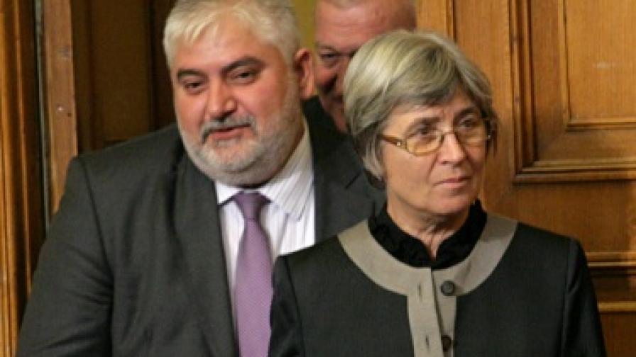 Анастасов и Марковска са съдиите на КС от парламентарната квота