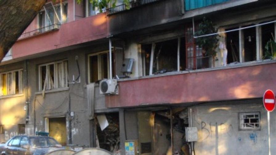 Загрято масло е причината за взрива на трафопоста в Бургас