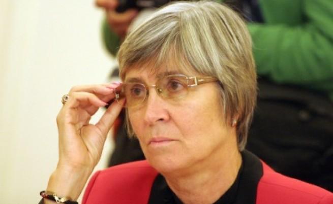 Фидосова писа до ЕК за съдия Марковска