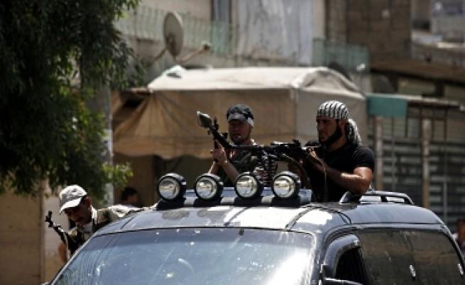 Скандално видео от Сирия възмути ООН