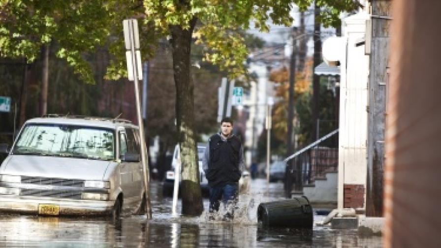 Нова буря връхлита Ню Йорк и Ню Джърси
