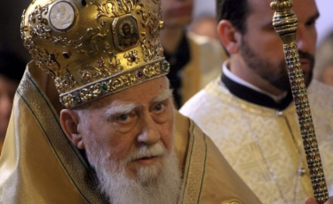 Отиде си патриарх Максим