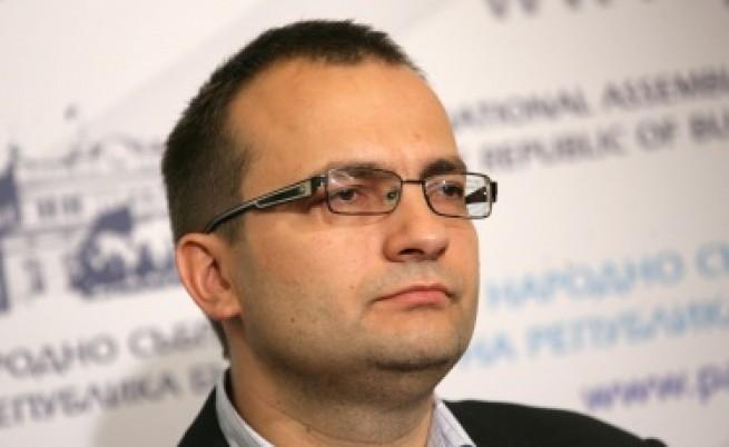 Мартин Димитров срещу СДС