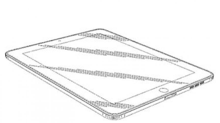 """""""Епъл"""" взе патента за заоблен правоъгълник"""