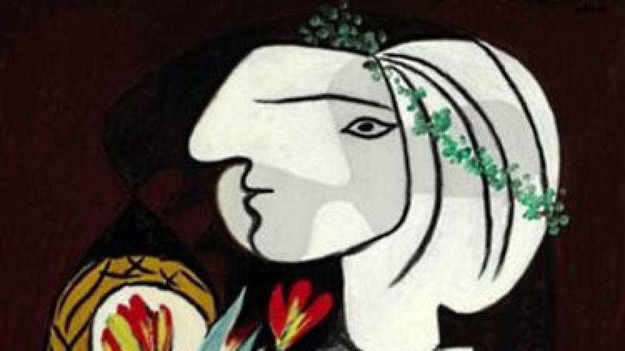 Картина на Пикасо продадена за 41,5 млн. долара