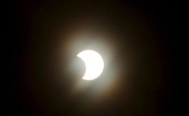 На 20 март в България ще наблюдаваме частично слънчево затъмнение