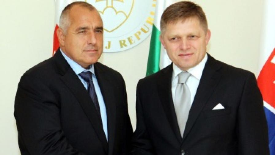 Фицо: Словакия и България ще се обявим срещу спирането на европейските пари за спрените реактори
