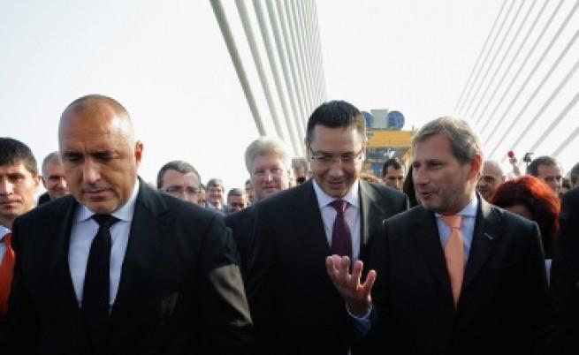 Бойко Борисов: Ще се борим да получим още 500 млн. евро за инфраструктура от ЕС