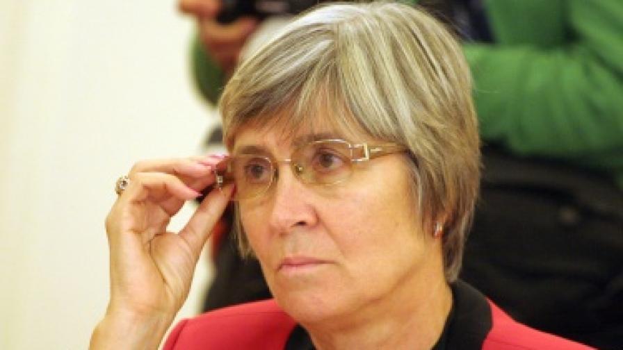 Марковска подаде оставка като съдия във ВАС