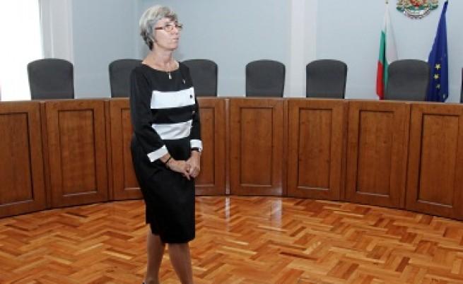 Плевнелиев напусна КС и Марковска не се закле