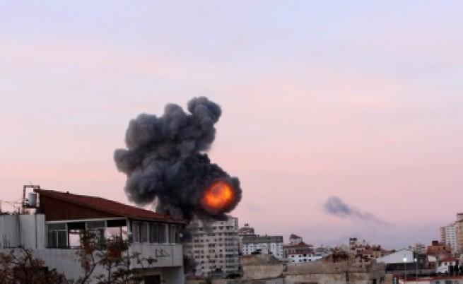 Израел нанася нови удари срещу Газа