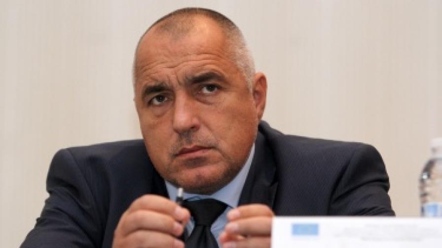 Борисов: Ройтерс кое правителство са похвалили?