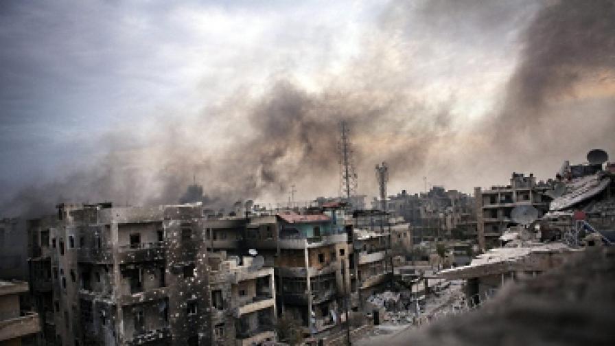 Броят на жертвите в Сирия надхвърли 40 хил.