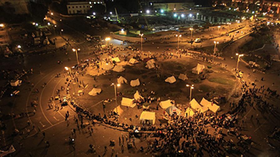 """Площад """"Тахрир"""""""