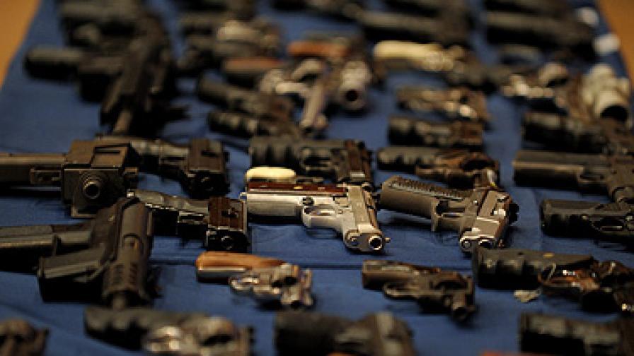 Турция: С оръжие срещу домашното насилие