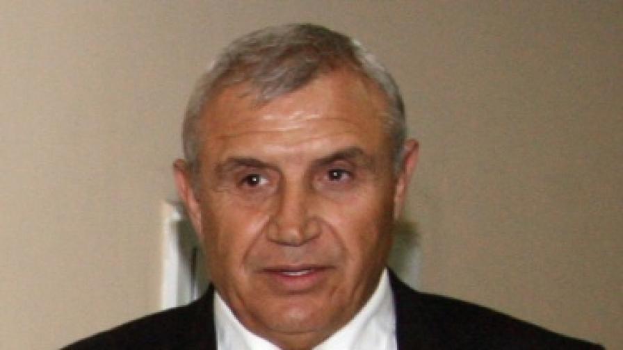 Бизнесменът Николай Вълканов получи наградата 'Мистър Икономика 2012'