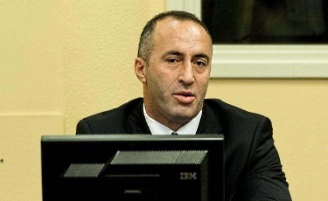 Оправдаха повторно бившия косовски премиер Рамуш Харадинай