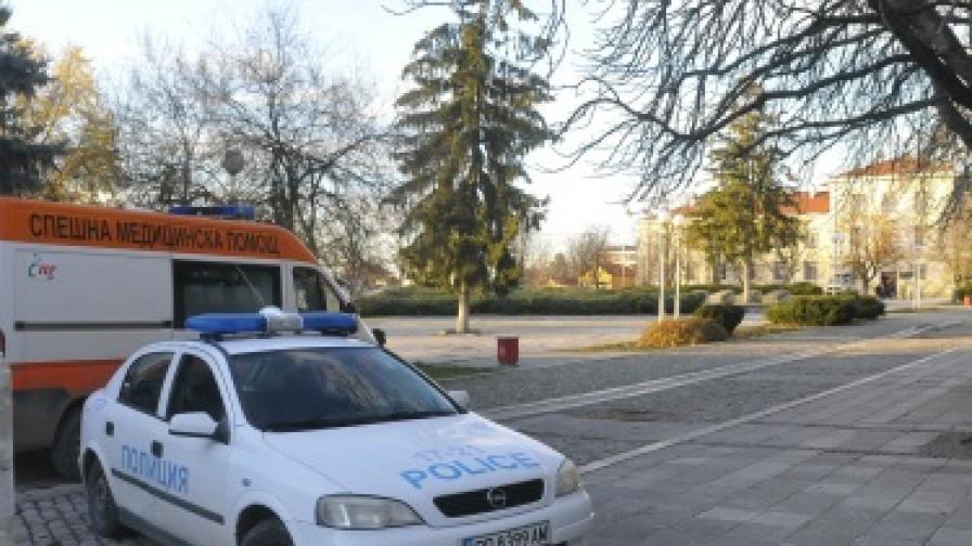Съдът и кметството в Исперих отцепени заради сигнал за бомба